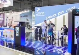 EICMA 2017 - Cardo